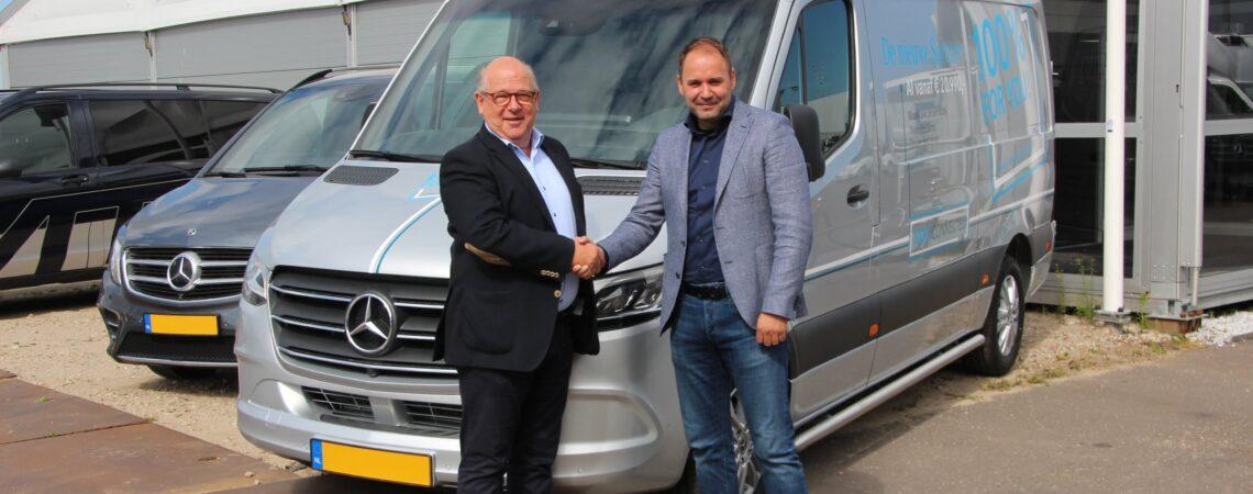 Gé Raadtgever en Jelmer Broekhuizen