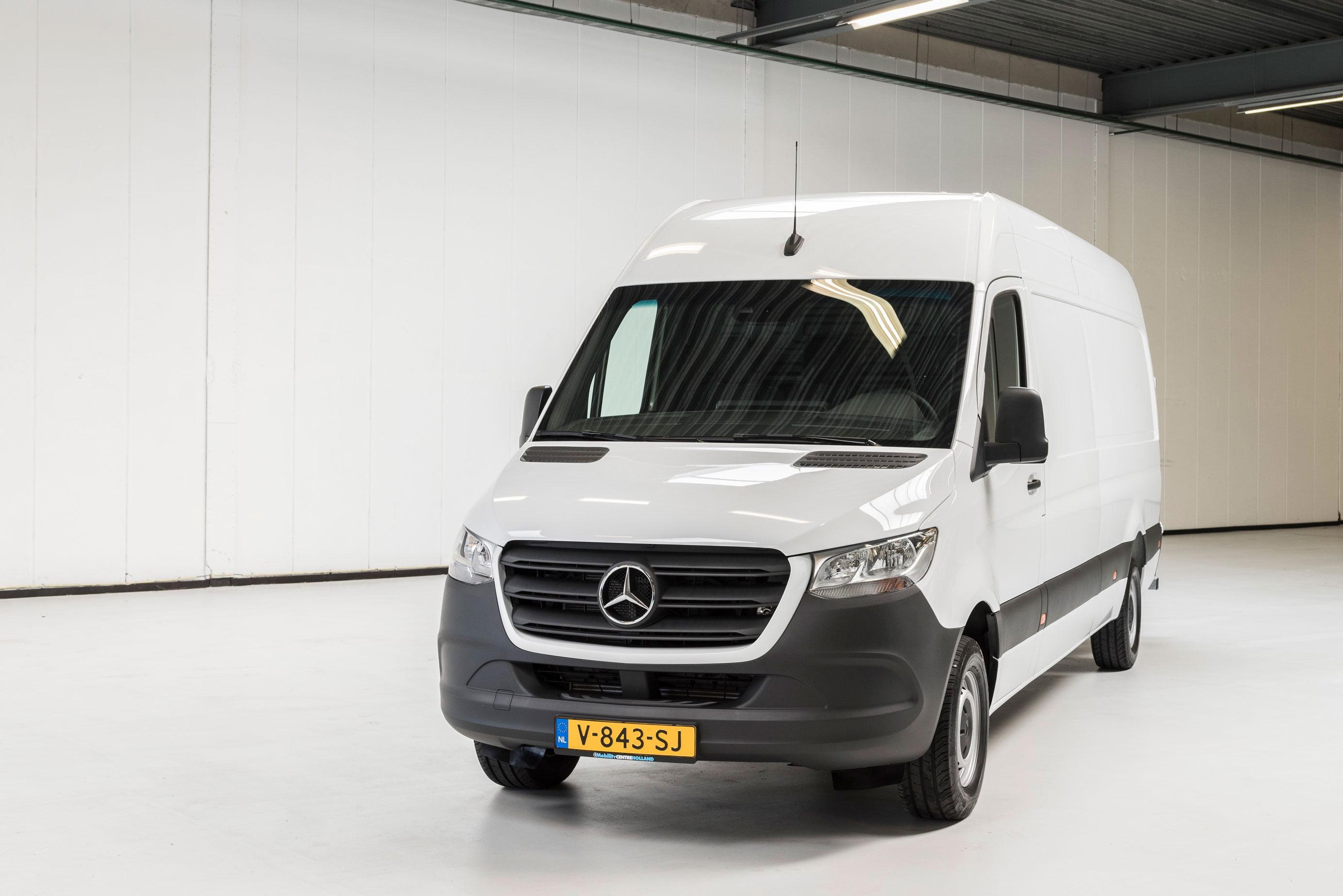 Koop, lease of huur bestelwagens bij Mobility Centre Holland