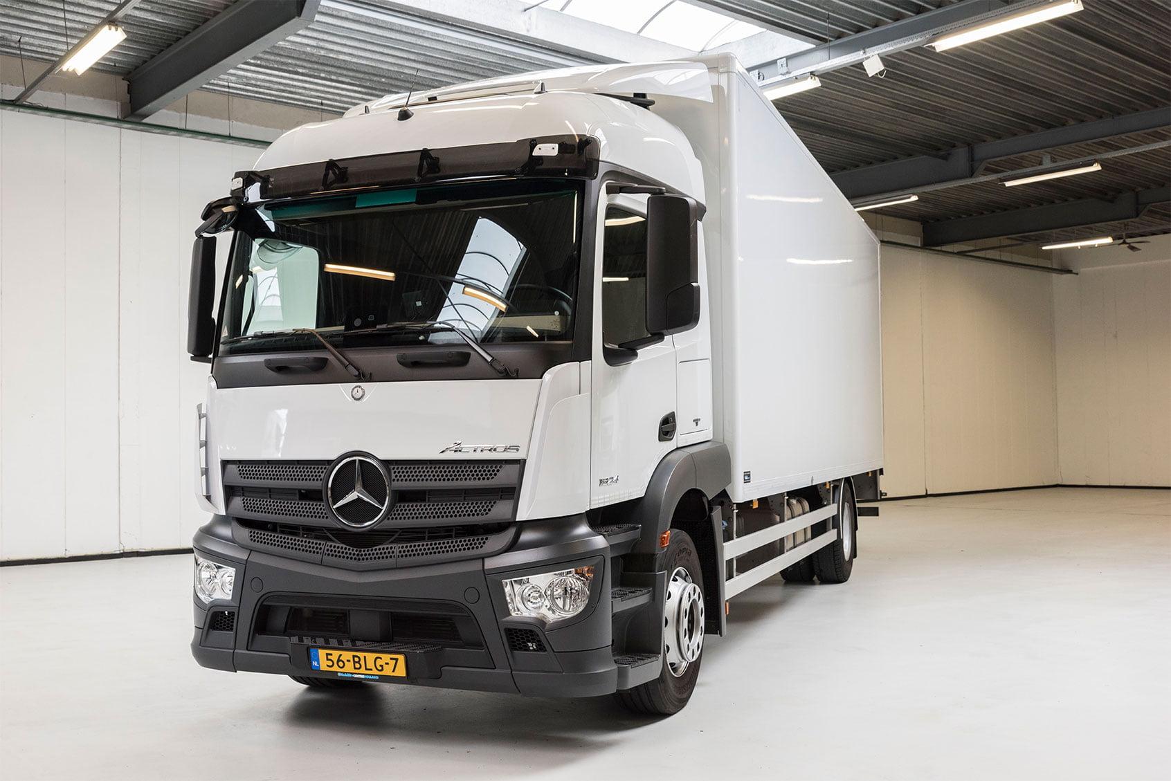 Trucks kopen, huren of leasen bij Mobility Centre Holland