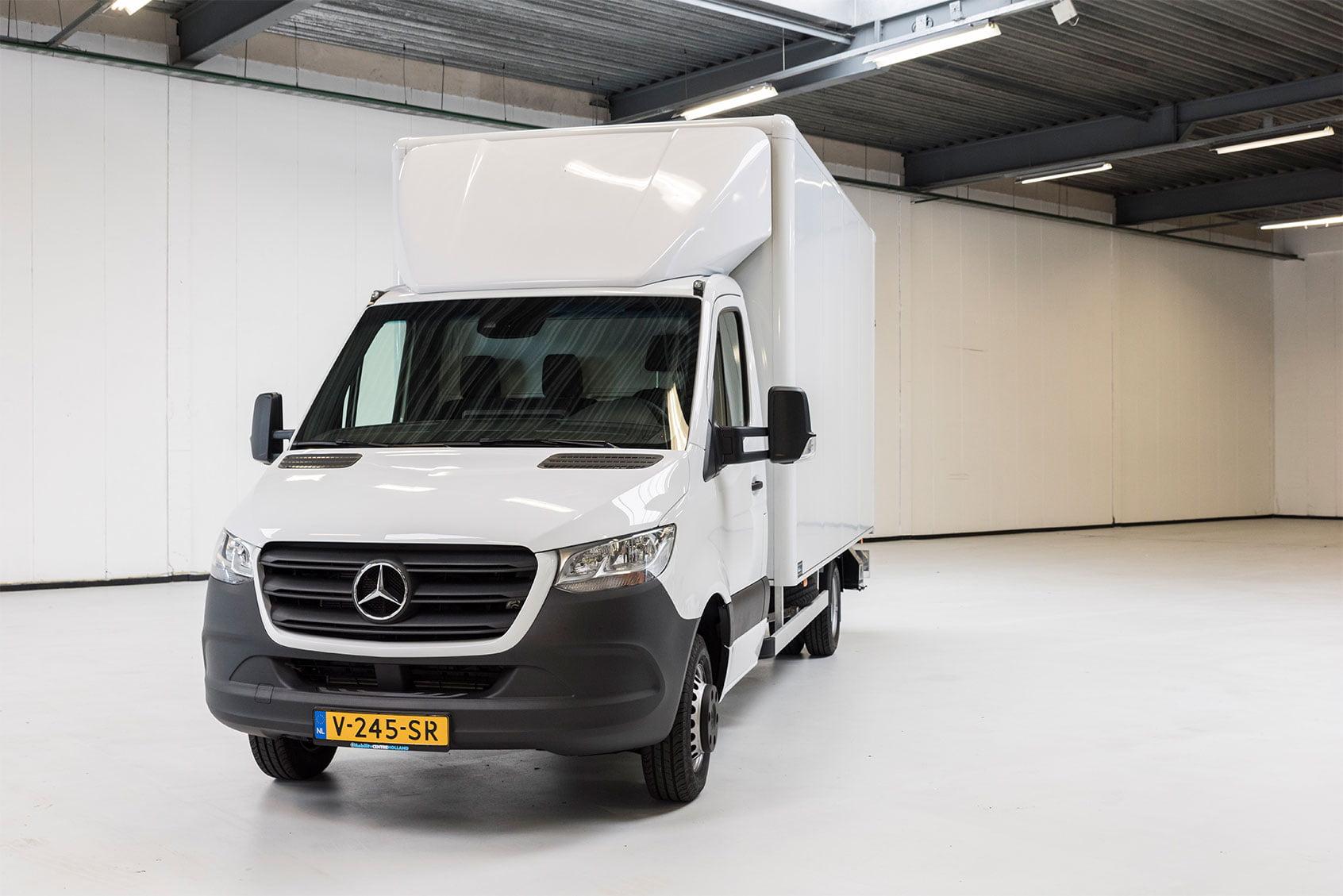 Bestelwagens kopen, huren of leasen bij Mobility Centre Holland