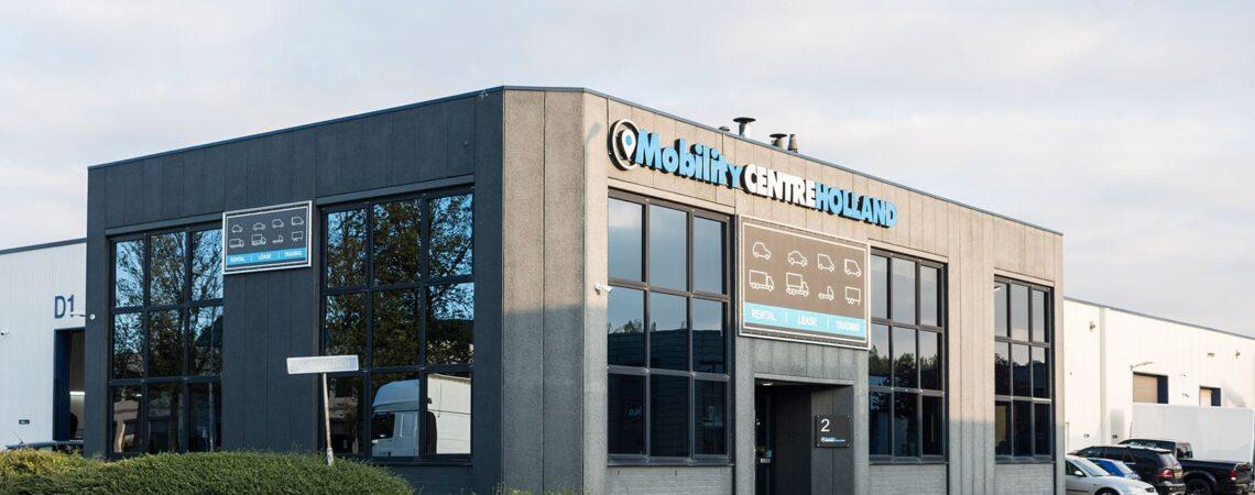 Mobility Centre Holland hoofdlocatie