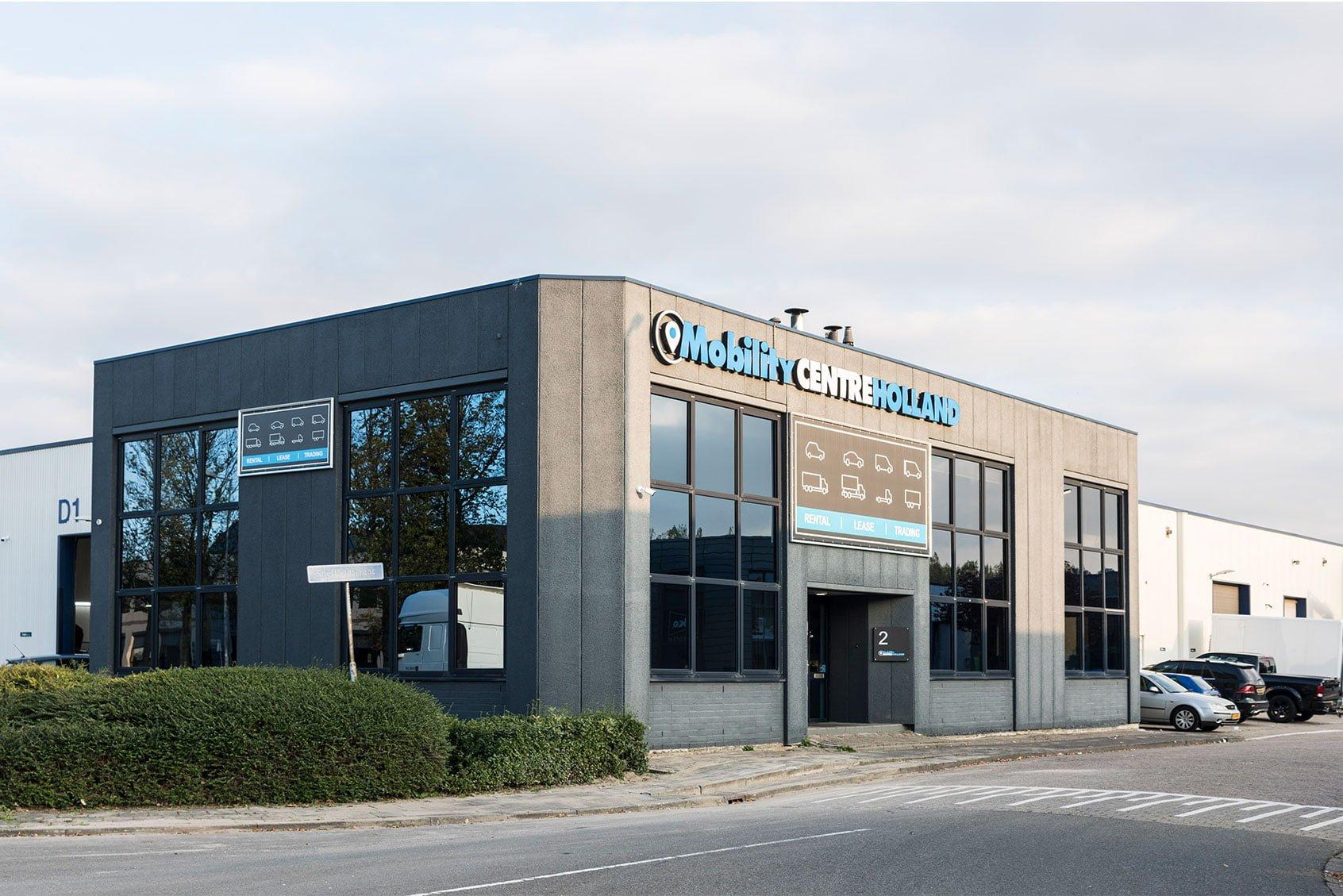 Mobility Centre Holland hoofdkantoor
