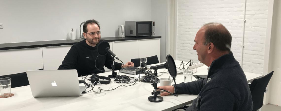 Arjan Baars Plankgas! Podcast