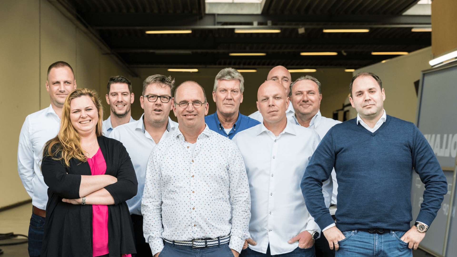 Het team van Mobility Centre Holland