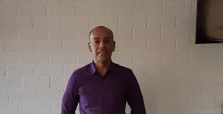 Charly nieuwe medewerker Rotterdam